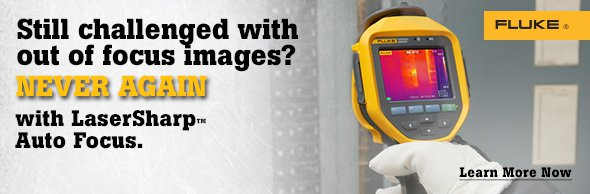 Fluke Ti200 Series TI400 Thermal Imager
