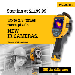 Fluke TIS10 9Hz Building & Industrial Thermal Imager