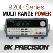 BK 9200 Series Power Supplies