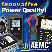 AEMC Power Measurement
