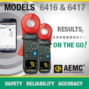 AEMC Ground Testers