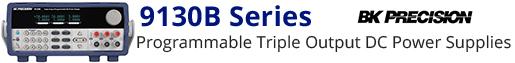 BK 9130B Programmable Triple Output DC Power Supplies