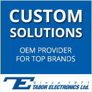 Tabor Electronics Custom Solutions