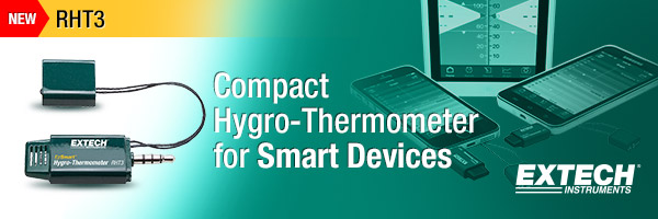 Compact Hygro-Thermometer