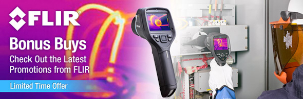 Flir EXX Series Thermal Imagers