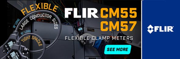 Flir Flexible Clamp Meter