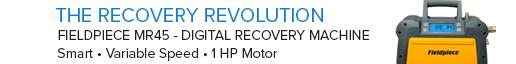 Fieldpirce MR45 - Digital Recovery Unit