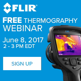 Theromagraphy Webinar - June 8, 2017 - Sign Up Today