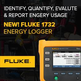 Fluke 1732 Power Logger
