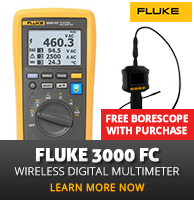 Fluke 3000FC on Sale + Free Gift