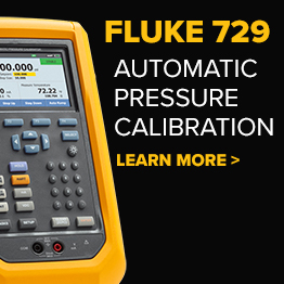 Fluke 729 - Pressure Calibrator