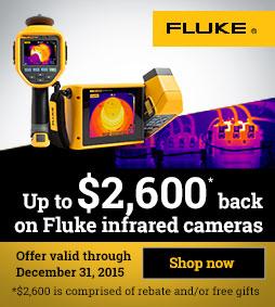 Fluke Get Up to $2600 Back