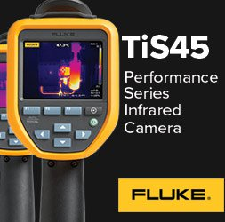 Fluke TiS45 Performance Series Infrared Camera