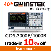 Instek Oscilloscope Trade-In Promotion
