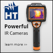 HT Instruments THT 70 Touch Screen Thermal Camera