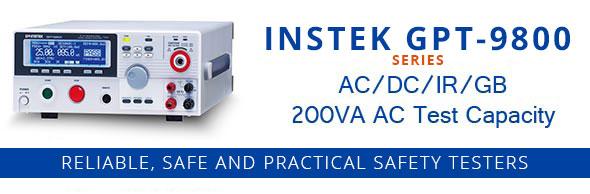 Instek GPT9800 Series