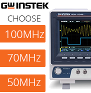 Instek GDS1000B Series Oscilloscopes