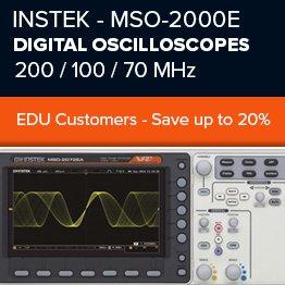 Instek MSO2000E