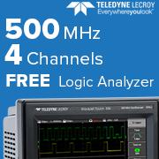 LeCroy Wavejet 354T 500 MHz