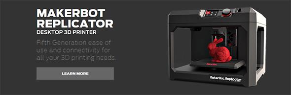 <b> MakerBot </b> MP05825 Banner