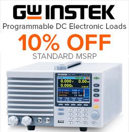 Instek Programmable DC Electronic Loads