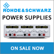 Rohde and Schwarz Power Supplies
