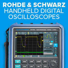 Rohde and Schwarz - Scope Rider