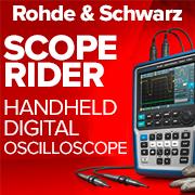 Rohde and Schwarz - Scope Rider