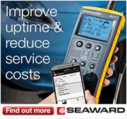Improve Uptime with Seaward EV110