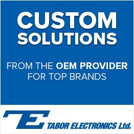 Tabor Electronics Custom Solutions