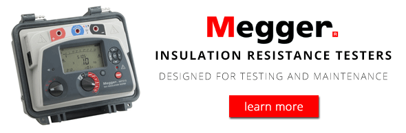 Megger Insulation Resistance Testers