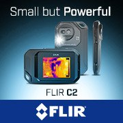FLIR C2 Compact Thermal Imaging System
