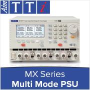 TTi MX Series Multi Mode PSU