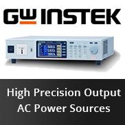Instek AC Power Supplies