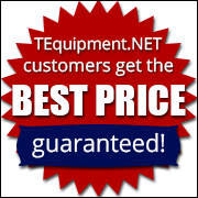 Best Price Guaranteed at TEquipment
