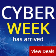 Cyber Week Specials