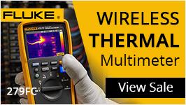 Fluke 279 FC Wireless Thermal Multimeter