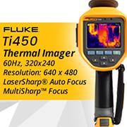 Fluke Ti450 60Hz Thermal Imager