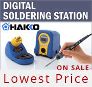 Hakko Fx888d-23y soldering station