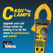 Ideal Clamp Meter Trade In