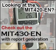 Megger MIT430-EN