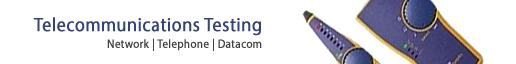 Telecommunications Testing