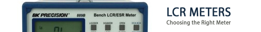 LCR Meters Buying Guide