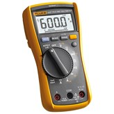 Fluke 117 vs 114 Digital Multimeters