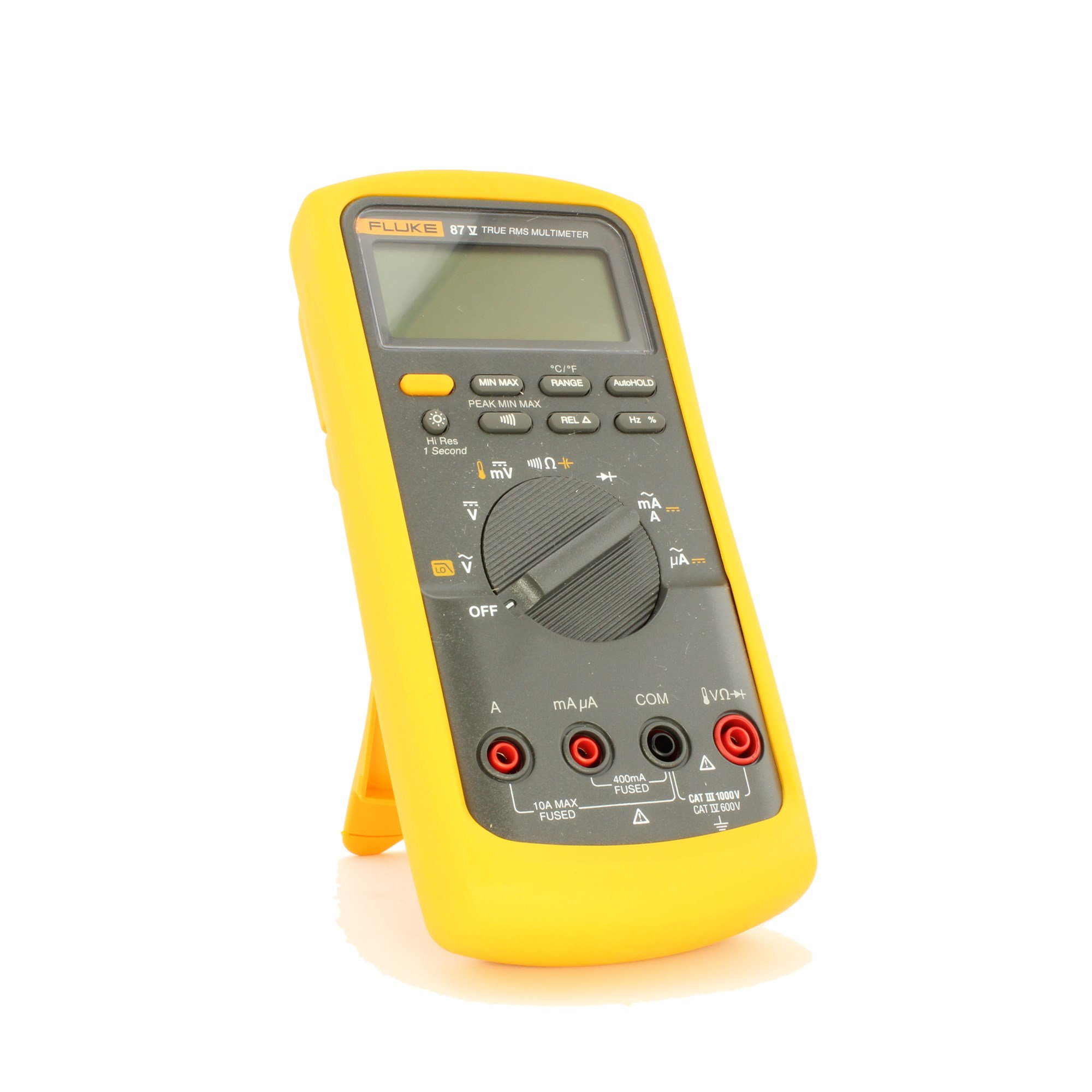 Fluke 87 5 Digital Multimeter V Amp Meter For My Rig This Allows You To Use The One Panel