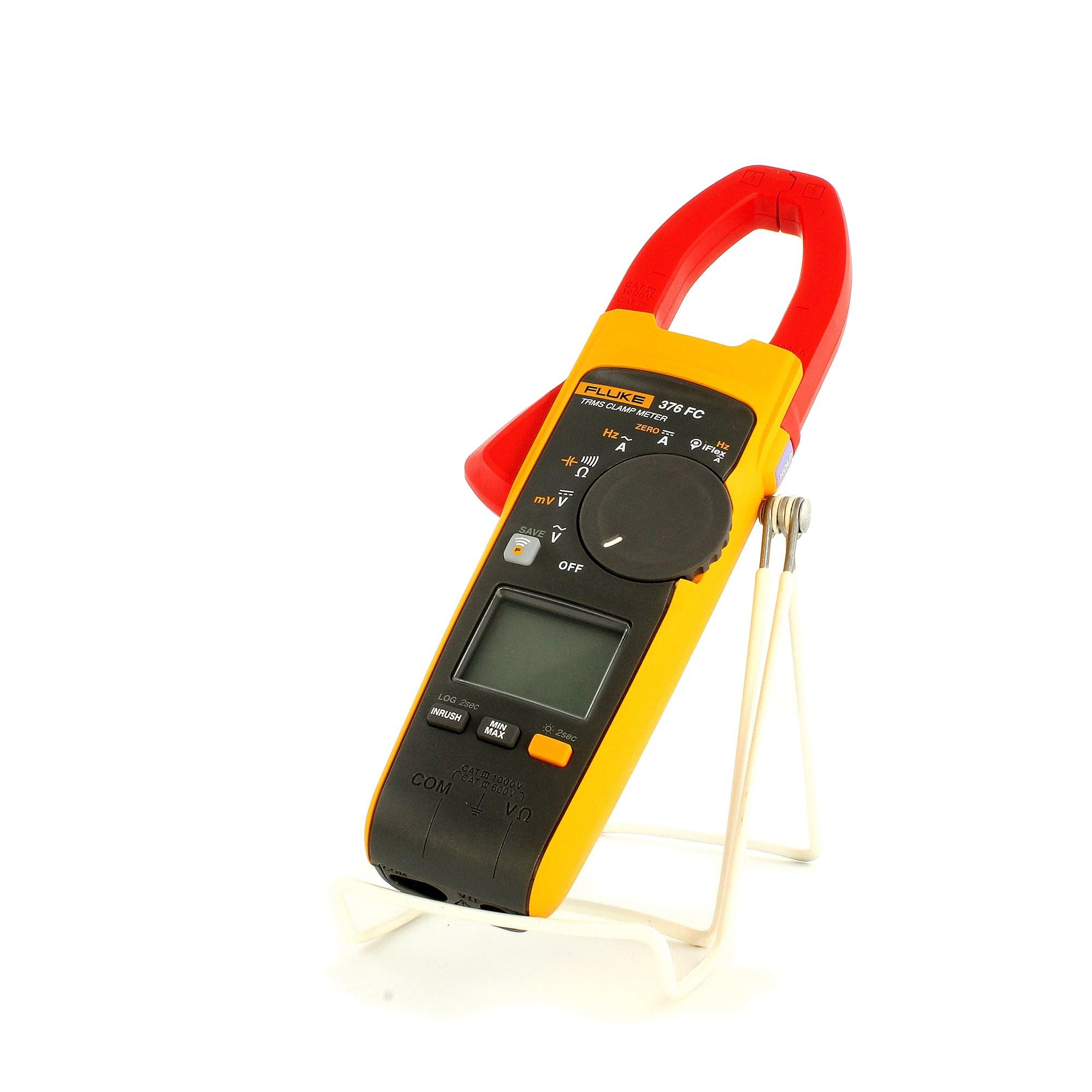 Fluke 376 FC | Product Reviews | TEquipment NET