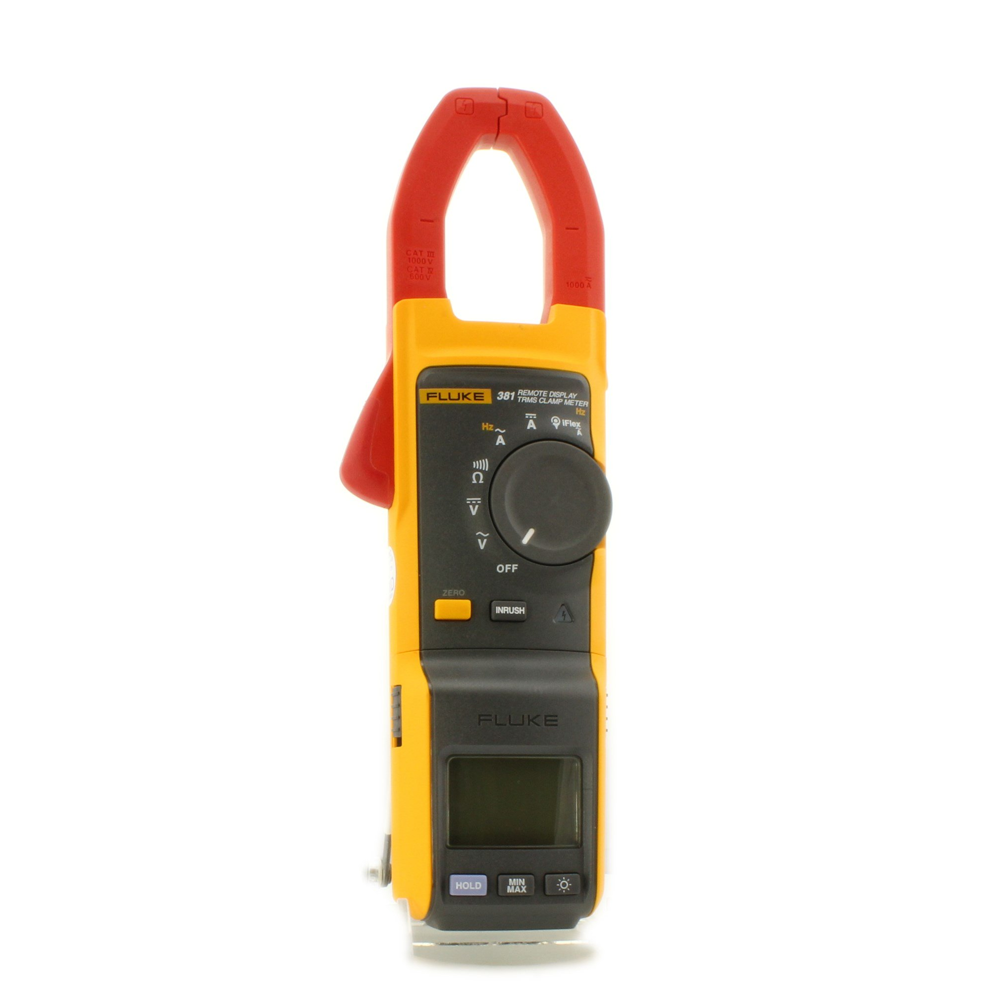 fluke 381 remote display true rms ac dc clamp meter with iflex rh tequipment net Fluke 10 Multimeter Manual Fluke Y8100 Current Probe Manual