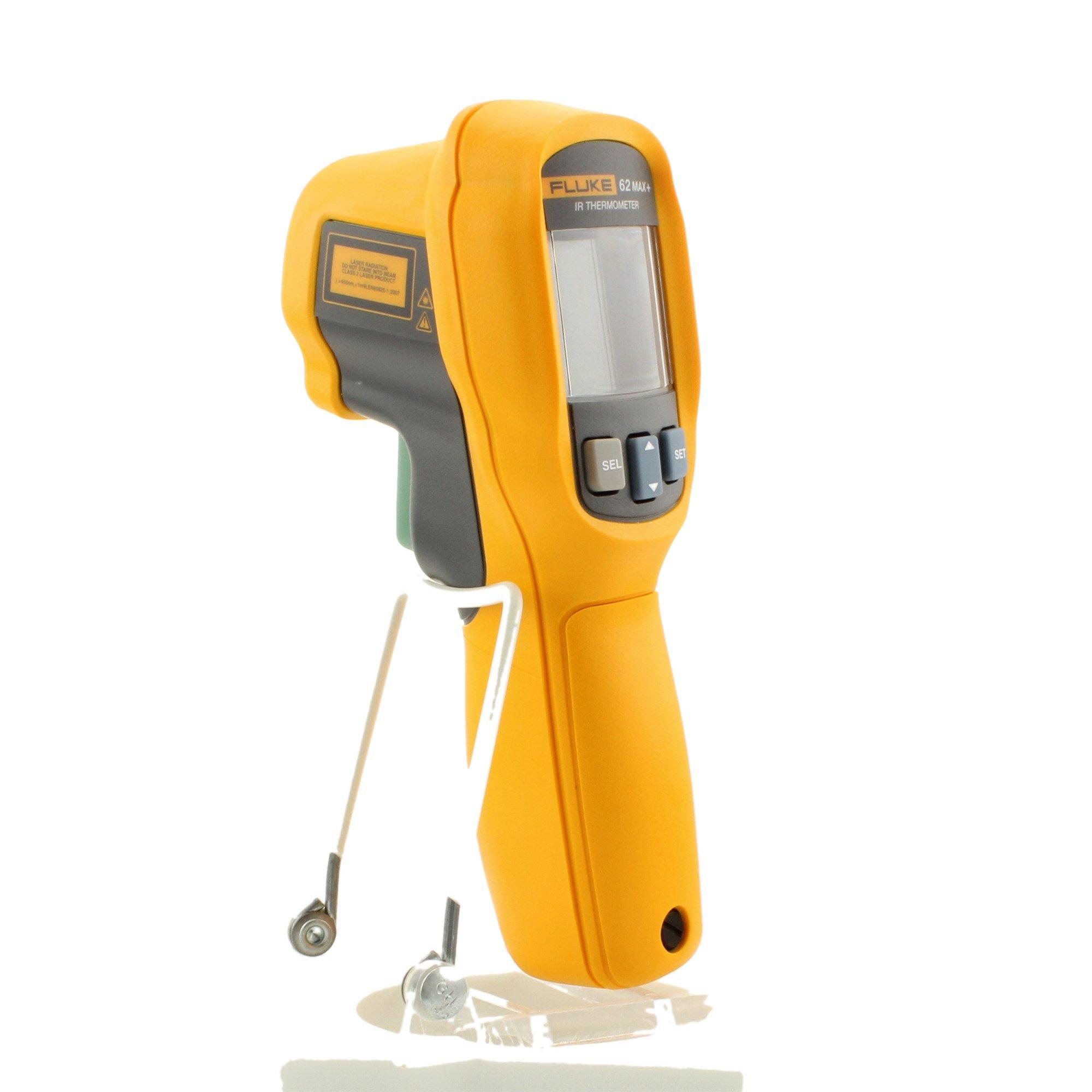 Fluke 62 MAX+ Plus Handheld Infrared Thermometer  292fc4c9f8679