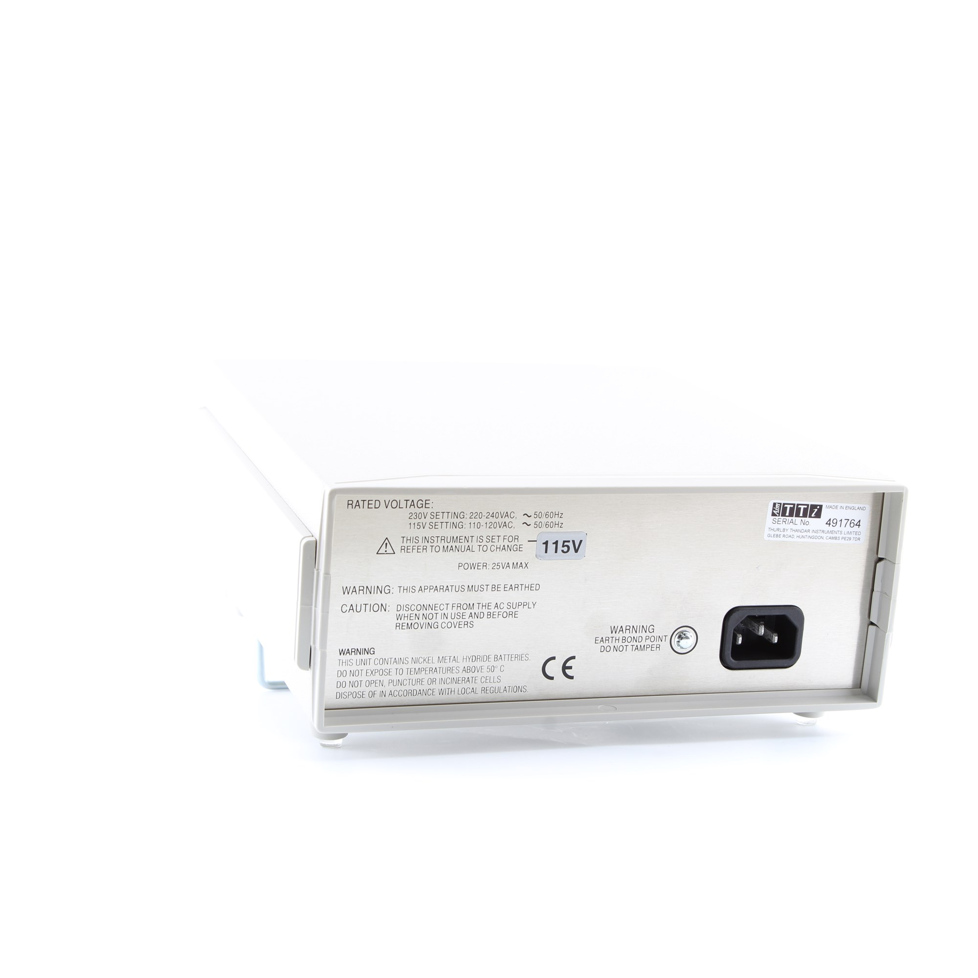 Tti Bs407 Micro Ohm Meter Santronics Ac Dc Voltage Detectors Quickly Test For Energized Circuits