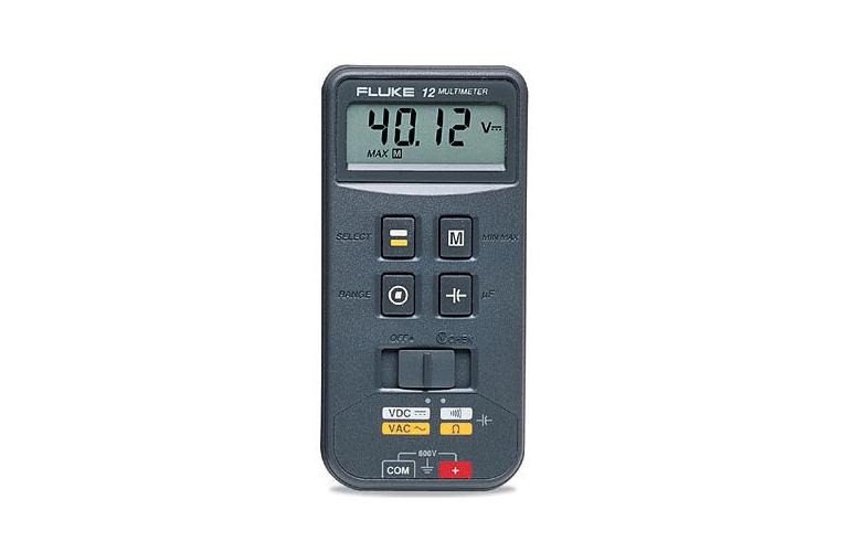 fluke 11 multimeter manual user guide manual that easy to read u2022 rh wowomg co Fluke 116 Temperature Sensor Fluke Infrared Camera